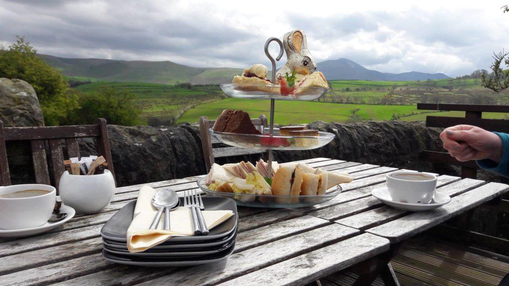 afternoon tea lake distraict - Mae's Tearoom and Gallery