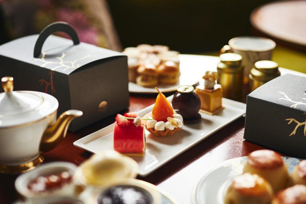 afternoon tea London - The Rosebery Lounge at Manadrin Oriental