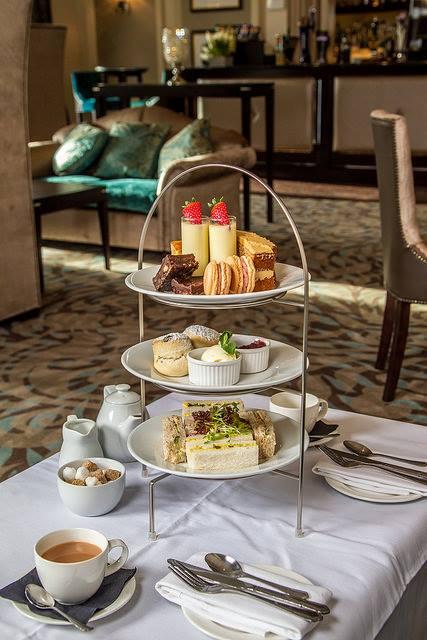 afternoon tea Harrogate - The Old Swan Hotel