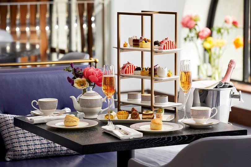 afternoon tea London - One Aldwych