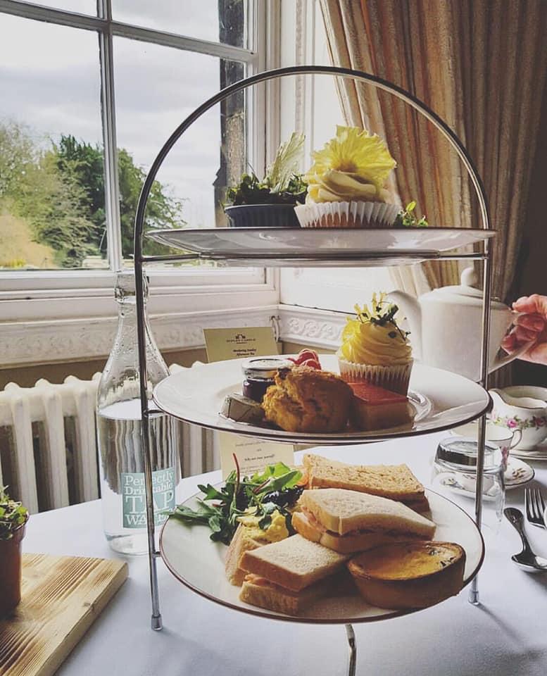 afternoon tea Harrogate - Ripley Castle Tea Room