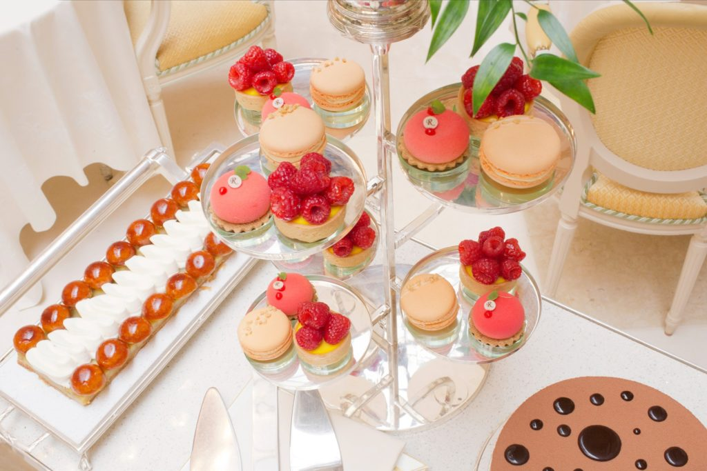 afternoon tea London - The Ritz