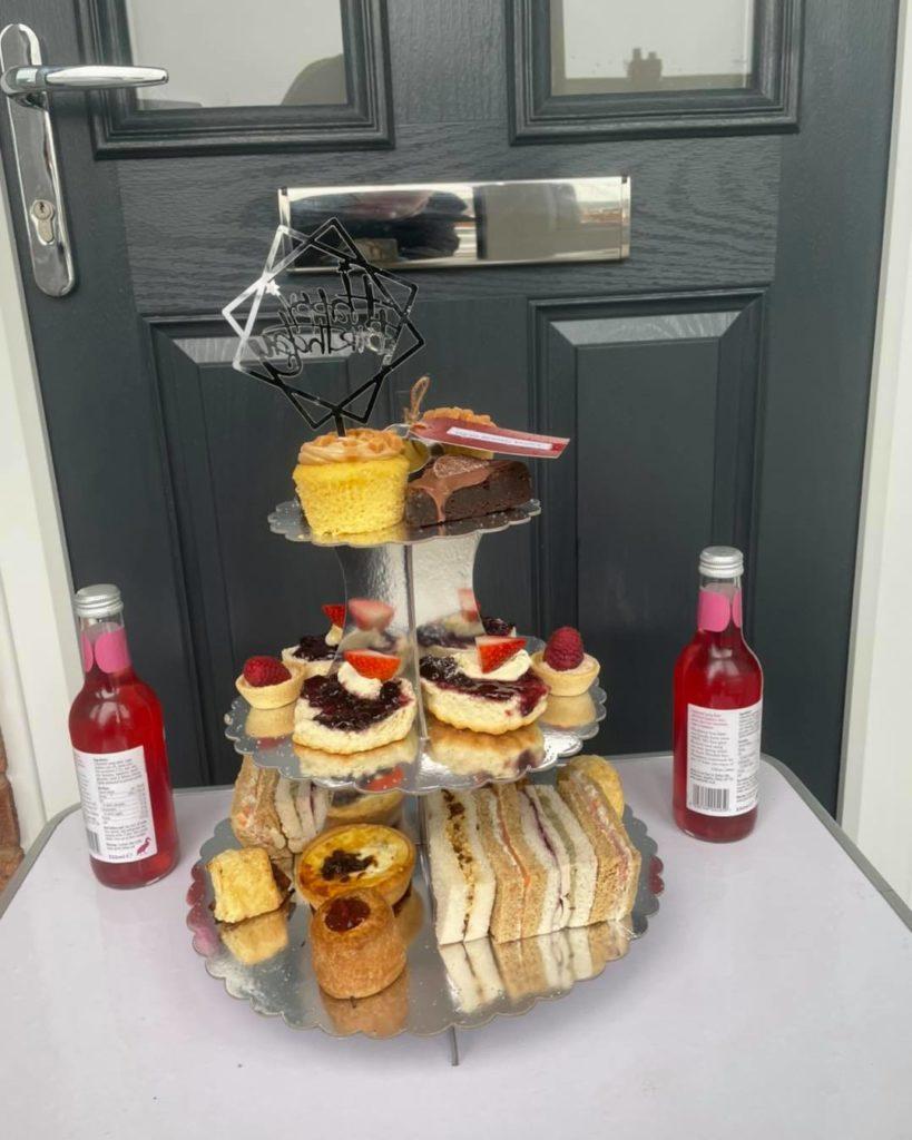 afternoon tea stratford upon avon - Shakespeare Kitchen