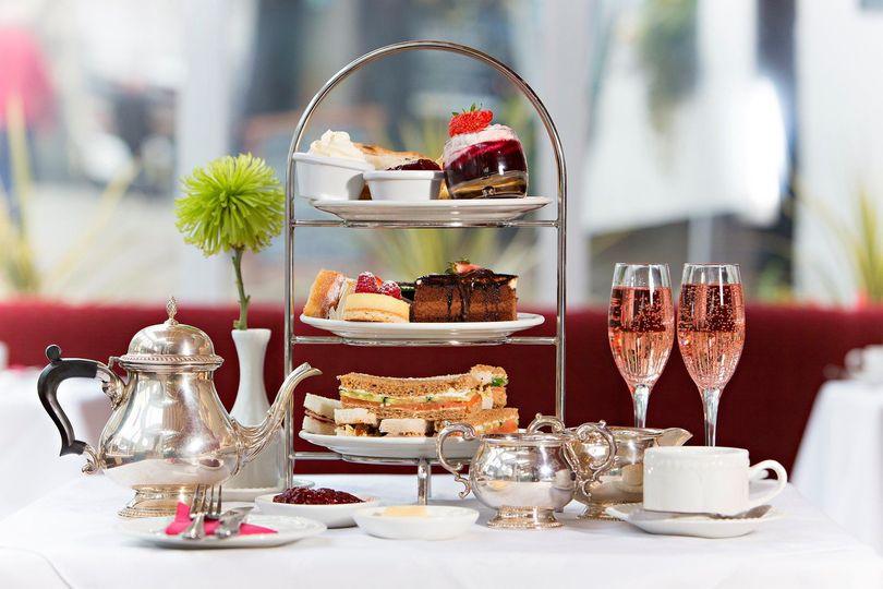 afternoon tea Lake District - Skiddaw Hotel