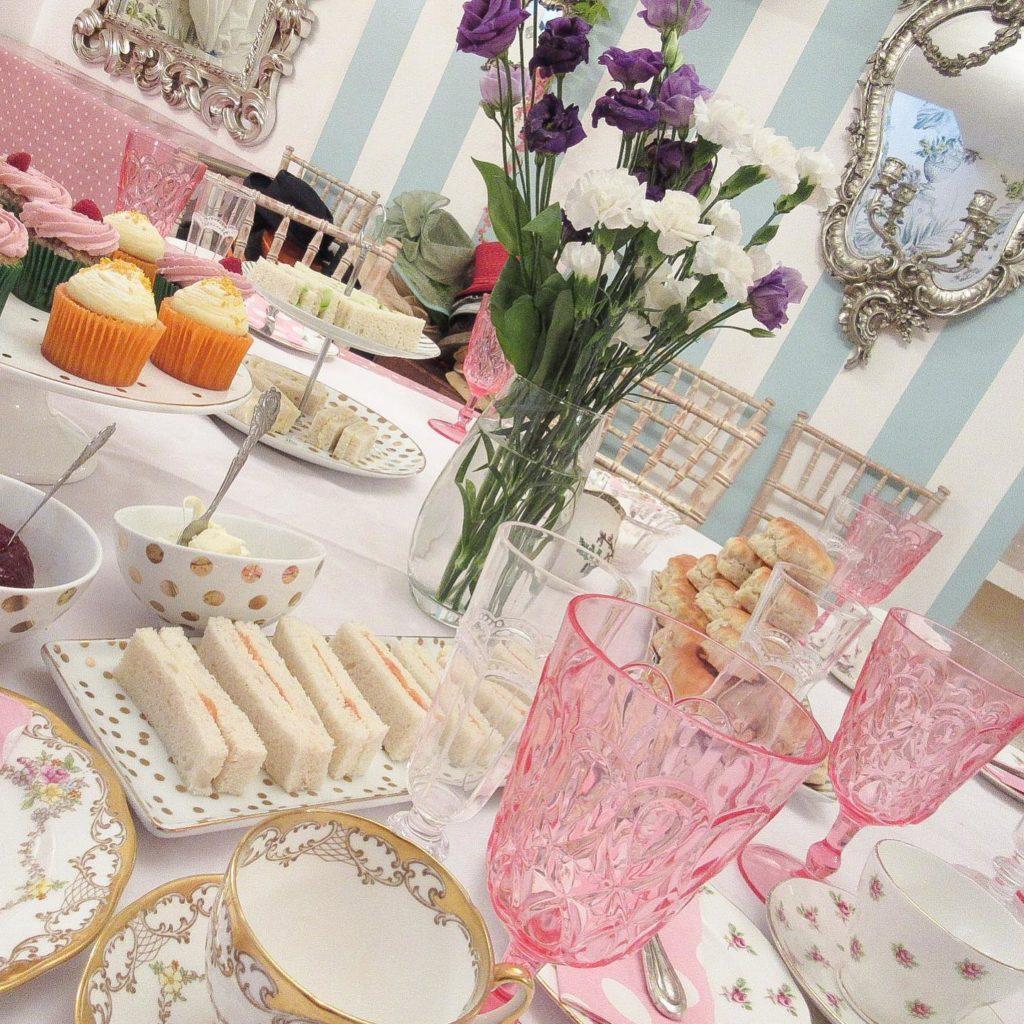 afternoon tea London - Tea Party