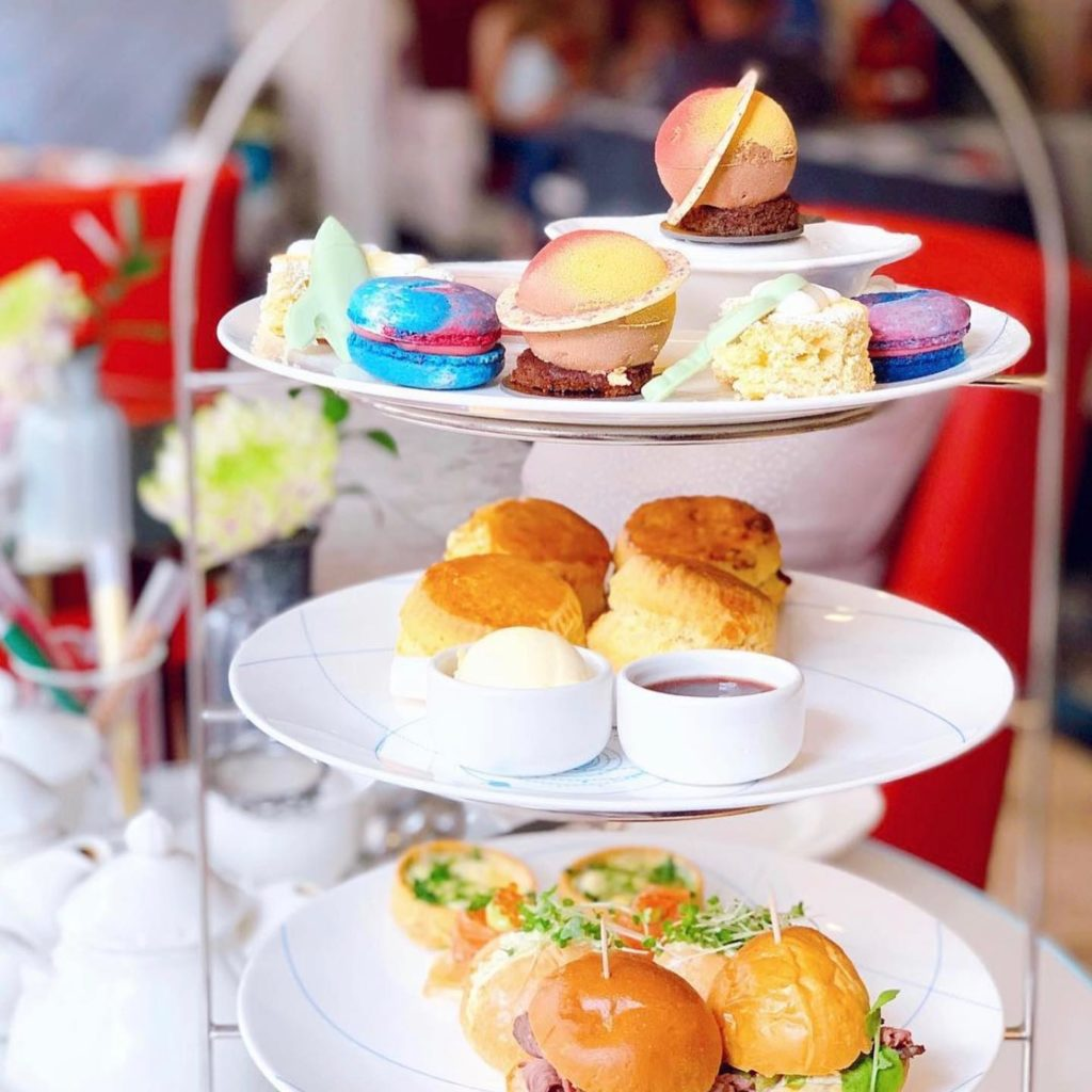 afternoon Tea London - The Ampersand Hotel