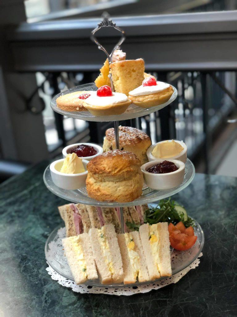 afternoon tea Harrogate - The Harrogate Tea Rooms