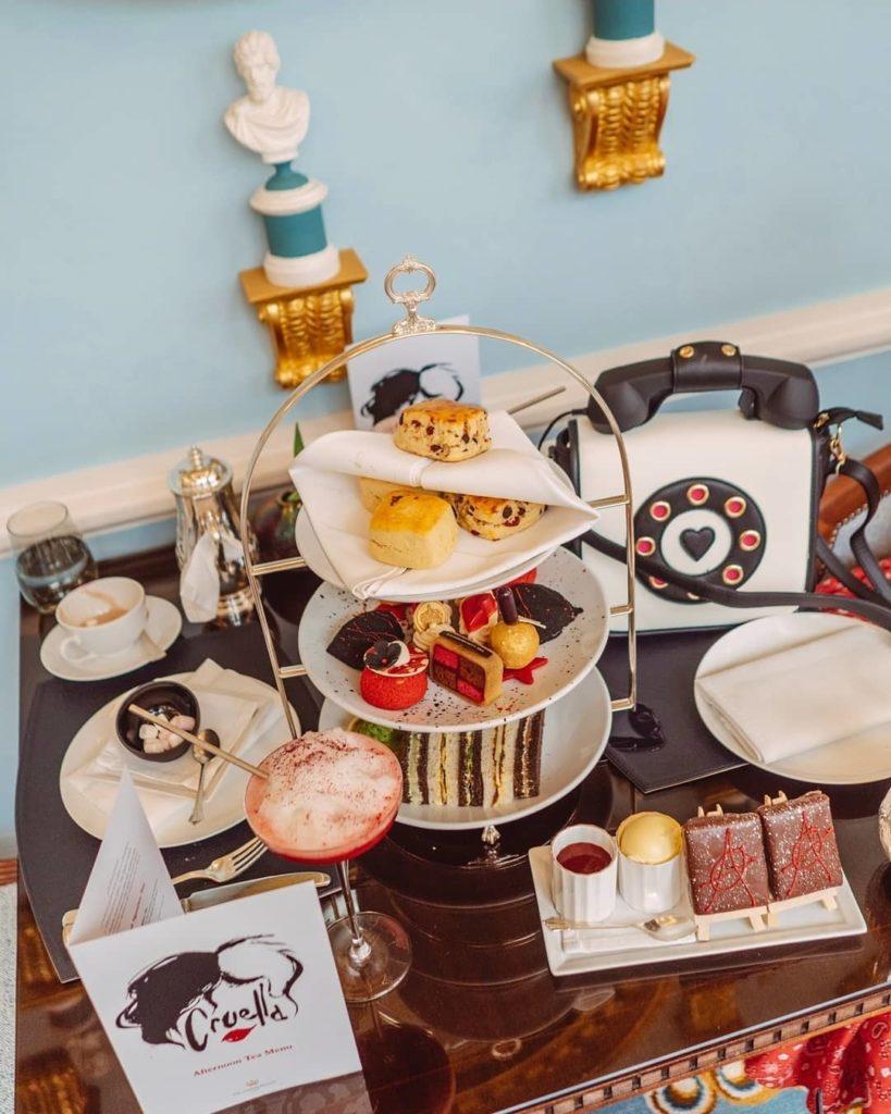 afternoon tea London - The Lanesborough