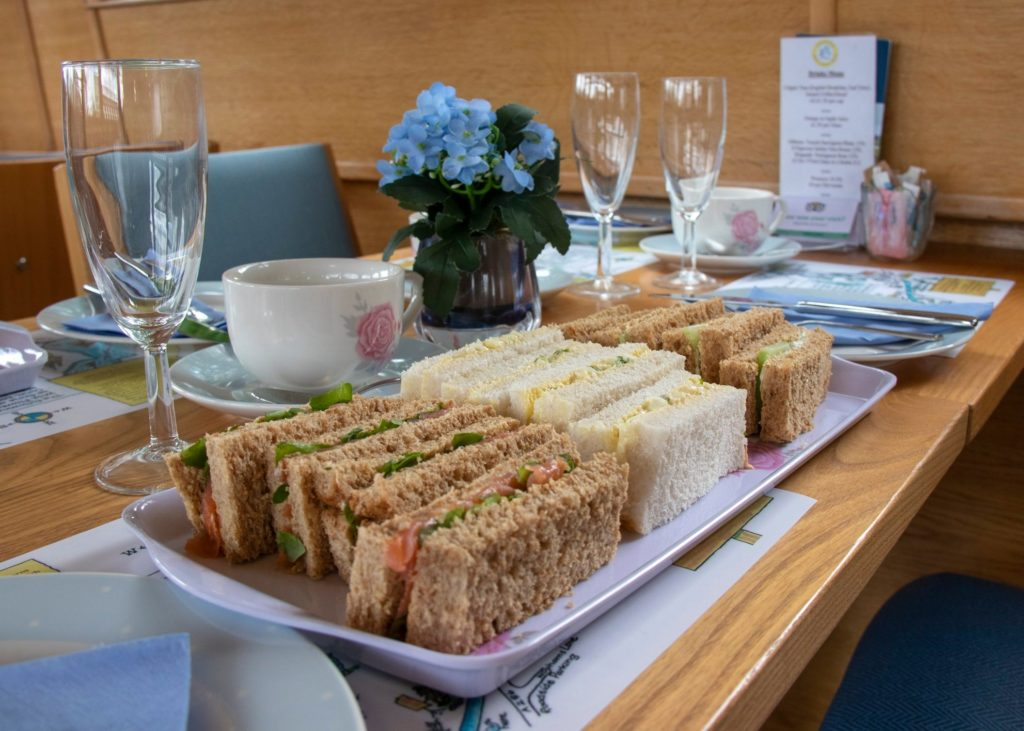 afternoon tea chichester - Chichester Ship Canal