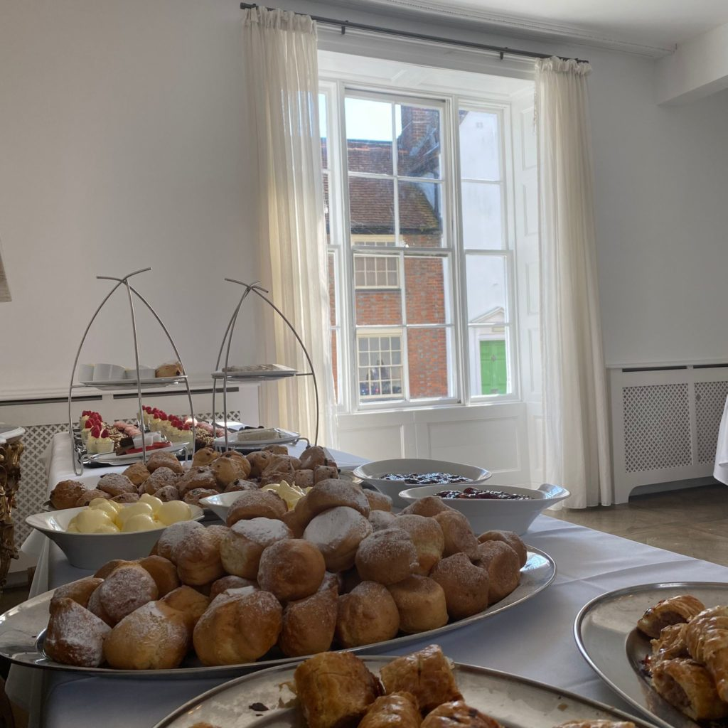 afternoon tea Chichester - Harbour Hotel