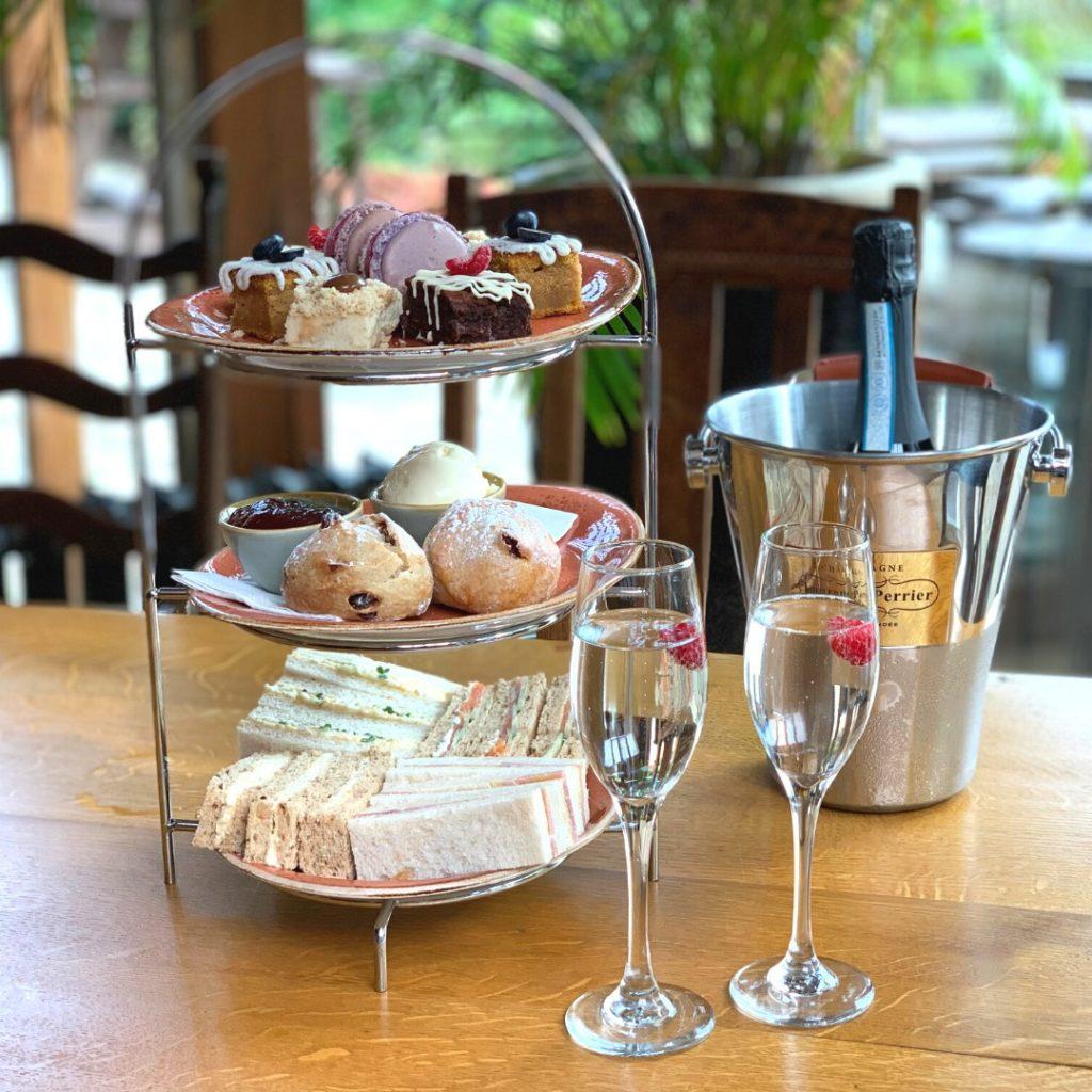 Afternoon Tea Chester - the Fishpool Inn