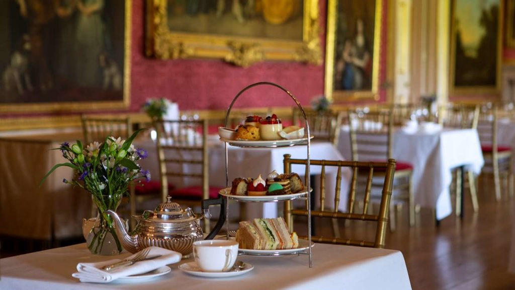 afternoon tea chichester - Goodwood House
