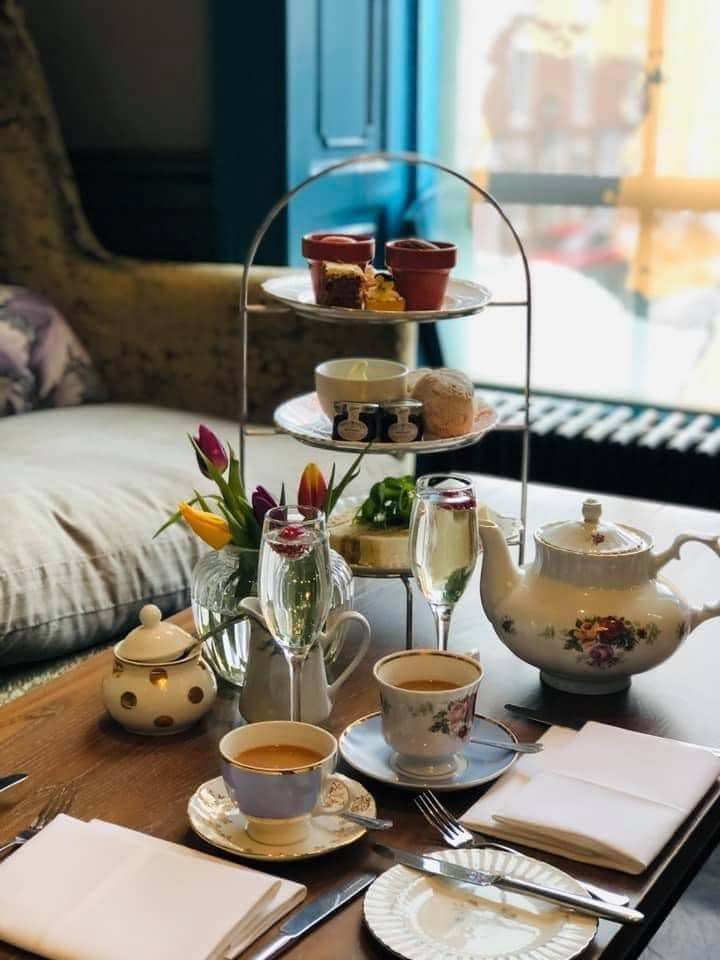 afternoon tea Chester - Oddfellows Chester