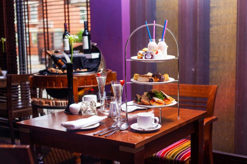 afternoon tea chester - hallmark hotel chester