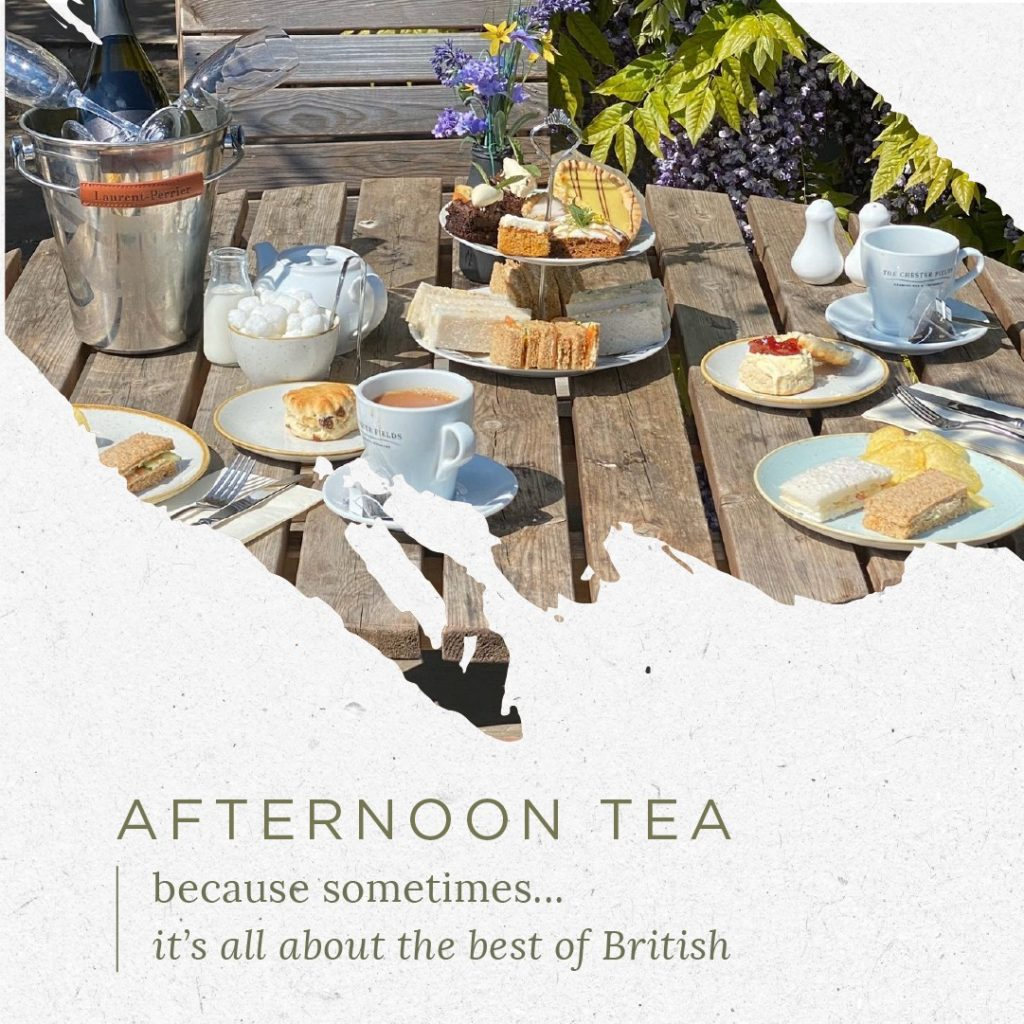 afternoon tea Chester - The Chester Fields Country Pub