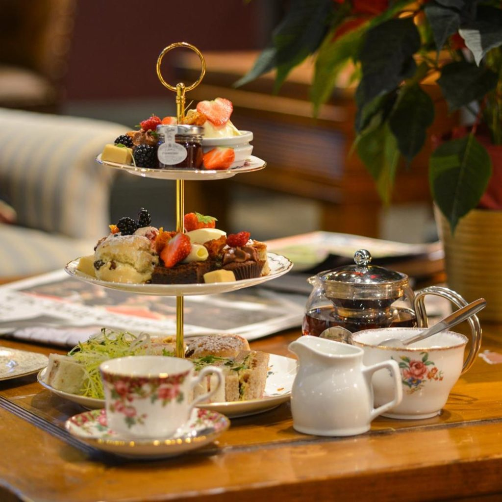 afternoon tea Chester - The Vicarage